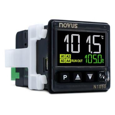 Imagem do produto N1050 PR – Controlador de Temperatura 12 a 24VCC - Alexmar - Automação Industrial