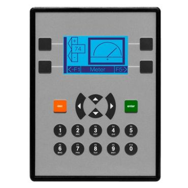 Imagem do produto CLP HE-X2-A – Controlador Programável CLP com IHM - Alexmar - Automação Industrial