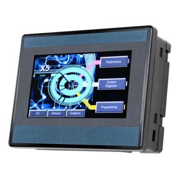 Imagem do produto CLP HE-X5 – Controlador Programável CLP com IHM - Alexmar - Automação Industrial