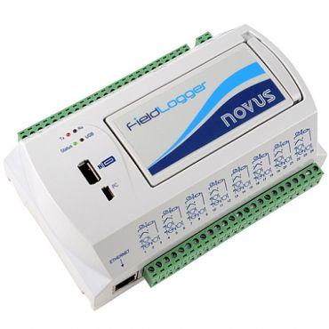 Imagem do produto Fieldlogger – USB, 512K LOGS, RS485 100 a 240VCA - Alexmar - Automação Industrial