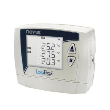Imagem do produto LogBox BLE – Datalogger bluetooth - Alexmar - Automação Industrial